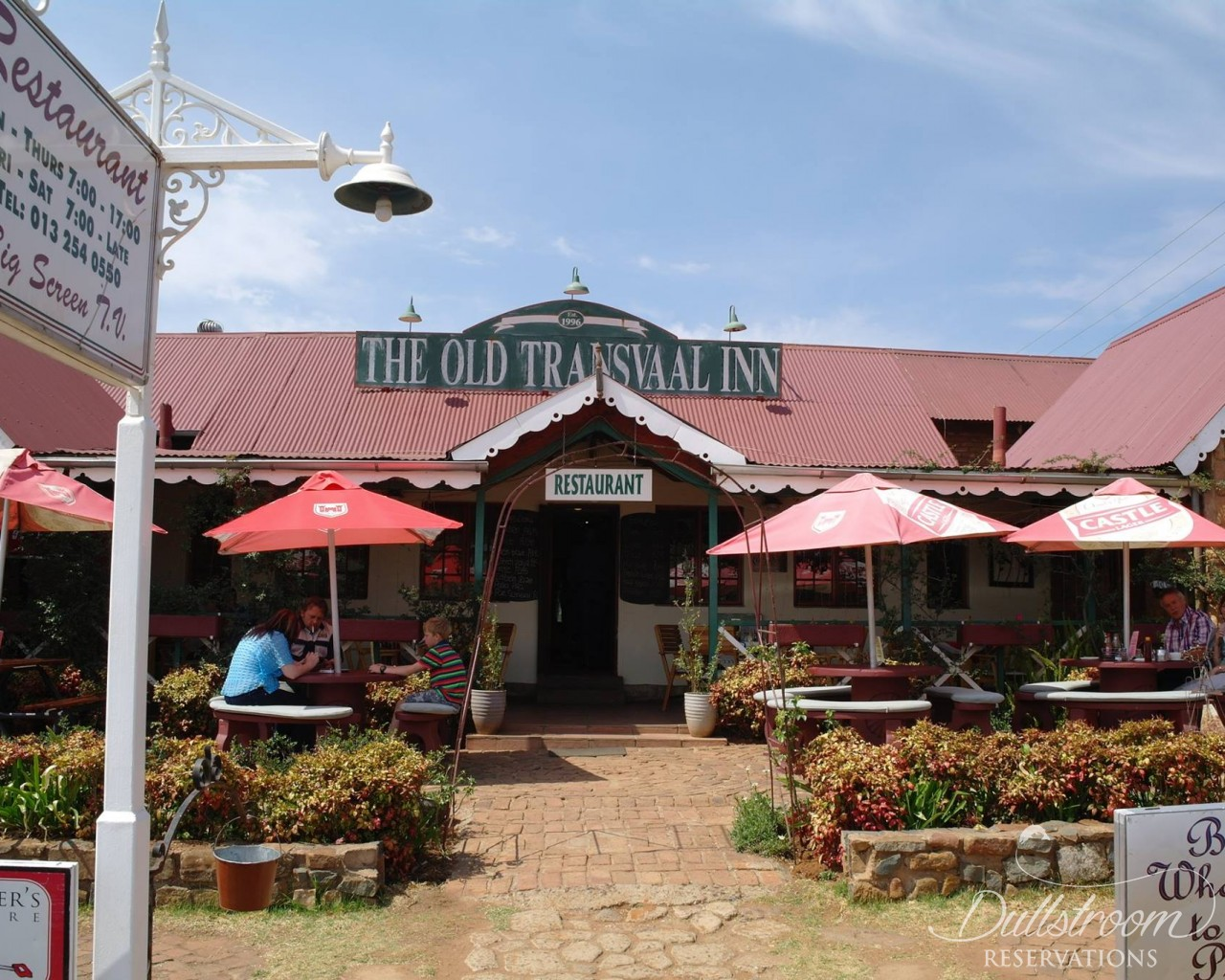 Old Transvaal Inn Accommodation In Dullstroom