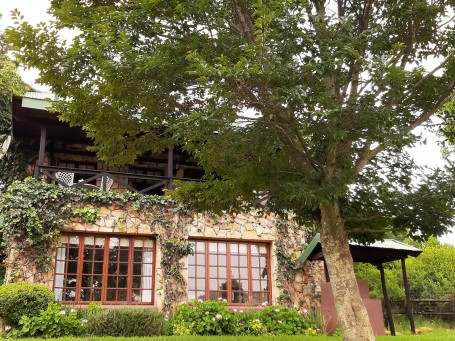 Elands Valley Guest Farm  - Flufftail